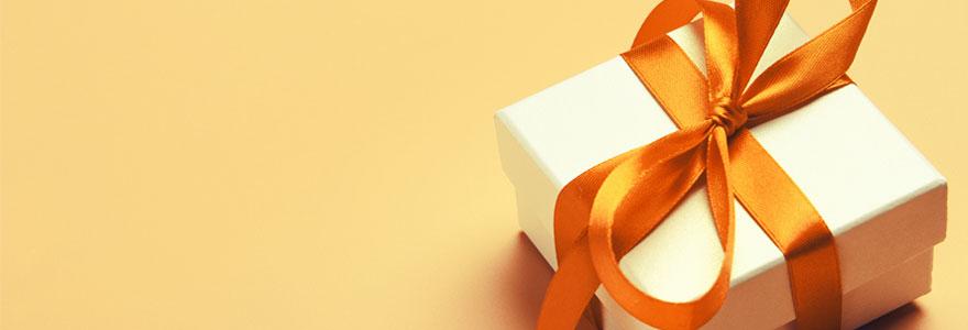 cadeaux à offrir au parrain