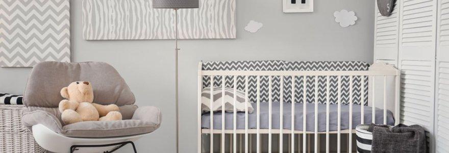 Chambre évolutive pour bébé
